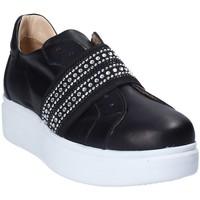 kengät Naiset Tennarit Exton E05 Musta