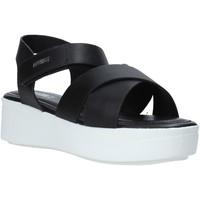 kengät Naiset Sandaalit ja avokkaat Impronte IL01526A Musta