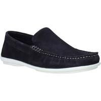 kengät Miehet Mokkasiinit Impronte IM01060A Sininen