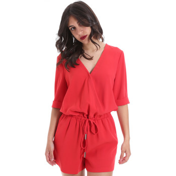vaatteet Naiset Jumpsuits / Haalarit Gaudi 011BD25029 Punainen