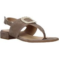 kengät Naiset Sandaalit ja avokkaat IgI&CO 5188533 Ruskea