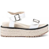 kengät Naiset Sandaalit ja avokkaat Lumberjack SW43706 002 B01 Valkoinen