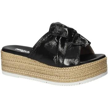 kengät Naiset Sandaalit Pregunta IL02402-CL Musta