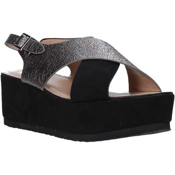 kengät Naiset Sandaalit ja avokkaat Onyx S20-SOX745 Musta
