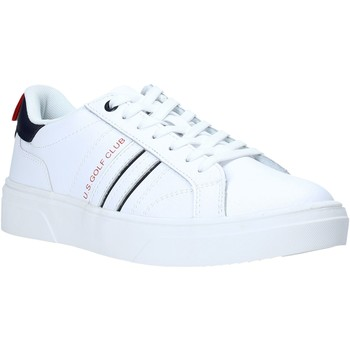 kengät Miehet Matalavartiset tennarit U.s. Golf S20-SUS134 Valkoinen