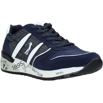 kengät Miehet Matalavartiset tennarit U.s. Golf S20-SUS152 Sininen
