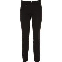 vaatteet Naiset Chino-housut / Porkkanahousut Nero Giardini P860170D Musta