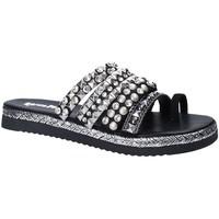 kengät Naiset Sandaalit Gold&gold A18 ES286 Musta