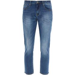 vaatteet Naiset Slim-farkut Gaudi 811BD26002 Sininen