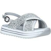 kengät Lapset Sandaalit ja avokkaat Primigi 5435022 Hopea