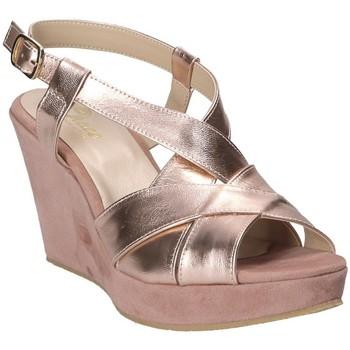 kengät Naiset Sandaalit ja avokkaat Grace Shoes D 018 Vaaleanpunainen