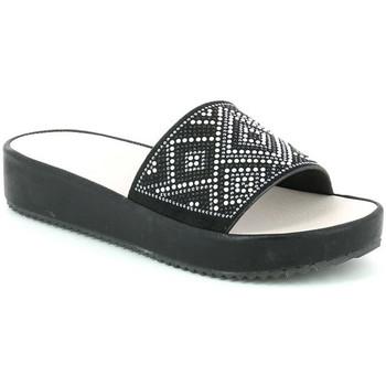 kengät Naiset Sandaalit Grunland CI1287 Musta