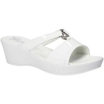 kengät Naiset Sandaalit Susimoda 173643 Valkoinen