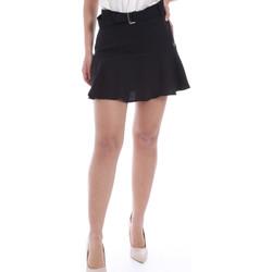 vaatteet Naiset Hame Gaudi 011BD75001 Musta