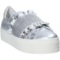 kengät Naiset Tennarit Mally 6174 Harmaa