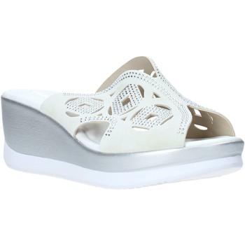 kengät Naiset Sandaalit Valleverde 32150 Valkoinen