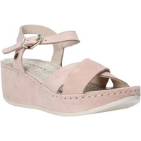 kengät Naiset Sandaalit ja avokkaat Lumberjack SW83606 001 D01 Vaaleanpunainen