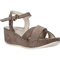 kengät Naiset Sandaalit ja avokkaat Lumberjack SW83606 001 D01 Ruskea