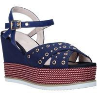 kengät Naiset Sandaalit ja avokkaat Lumberjack SW83106 002 M17 Sininen