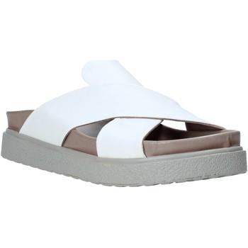 kengät Naiset Sandaalit ja avokkaat Bueno Shoes CM2201 Valkoinen