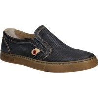 kengät Miehet Tennarit Café Noir QT121 Sininen