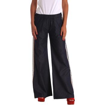 vaatteet Naiset Bootcut-farkut Denny Rose 73DR22004 Sininen