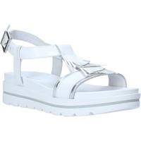 kengät Naiset Sandaalit ja avokkaat NeroGiardini E012610D Valkoinen