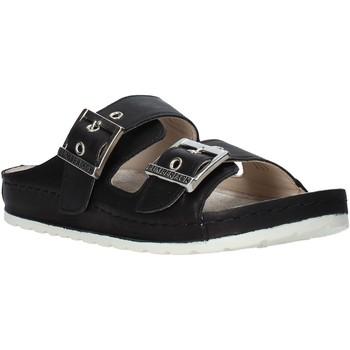 kengät Naiset Sandaalit Lumberjack SW83506 001 B01 Musta