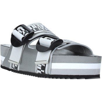 kengät Naiset Sandaalit Napapijri NA4EUV Hopea