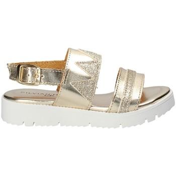 kengät Tytöt Sandaalit ja avokkaat Silvian Heach SH-S18-S28 Keltainen