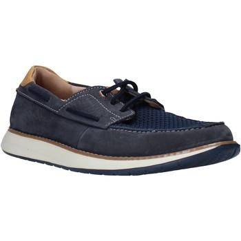 kengät Miehet Purjehduskengät Clarks 26140957 Sininen