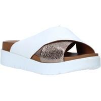 kengät Naiset Sandaalit Bueno Shoes N3408 Valkoinen