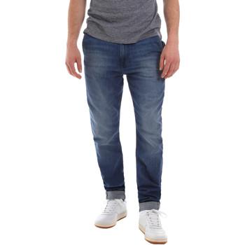 vaatteet Miehet Farkut Calvin Klein Jeans J30J314597 Sininen