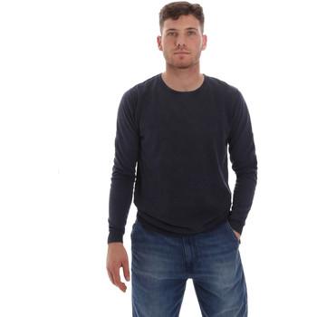 vaatteet Miehet Neulepusero Sseinse ME1510SS Sininen