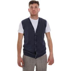 vaatteet Miehet Neuleet / Villatakit Sseinse ME1512SS Sininen
