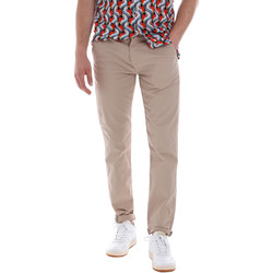 vaatteet Miehet Chino-housut / Porkkanahousut Sseinse PSE558SS Beige