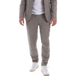 vaatteet Miehet Puvun housut Sseinse PSE585SS Ruskea