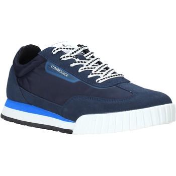 kengät Miehet Matalavartiset tennarit Lumberjack SM81612 002 X22 Sininen