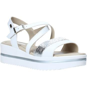 kengät Naiset Sandaalit ja avokkaat Valleverde 32320 Valkoinen