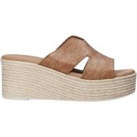 kengät Naiset Sandaalit Valleverde 34270 Ruskea
