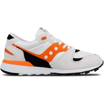 kengät Miehet Matalavartiset tennarit Saucony S70437 Valkoinen