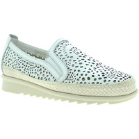 kengät Naiset Tennarit Susimoda 4777 Valkoinen