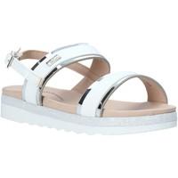kengät Tytöt Sandaalit ja avokkaat Miss Sixty S20-SMS778 Valkoinen
