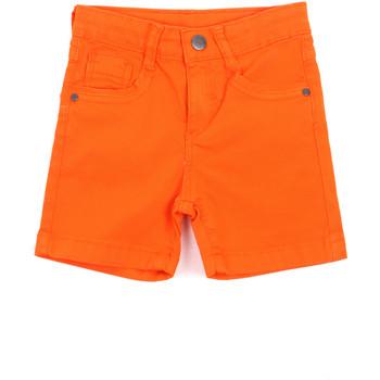 vaatteet Lapset Shortsit / Bermuda-shortsit Losan 015-9009AL Oranssi