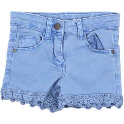 vaatteet Lapset Shortsit / Bermuda-shortsit Losan 016-9001AL Sininen