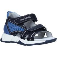 kengät Lapset Sandaalit ja avokkaat NeroGiardini E023880M Sininen