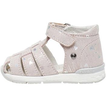 kengät Tytöt Sandaalit ja avokkaat Falcotto 1500862 02 Vaaleanpunainen