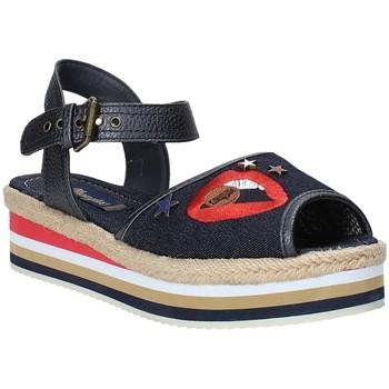 kengät Naiset Sandaalit ja avokkaat Wrangler WL181651 Sininen