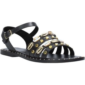 kengät Naiset Sandaalit ja avokkaat Café Noir GB174 Musta