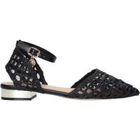 kengät Naiset Sandaalit ja avokkaat Gold&gold A20 GK16 Musta